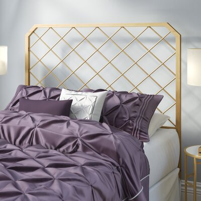 Mumford Open-Frame Headboard Size: Queen