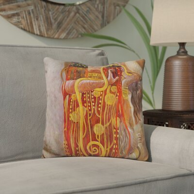 Eder Hygieia Throw Pillow