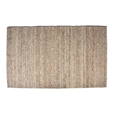 Colton Hand-Woven Wool Copper Area Rug