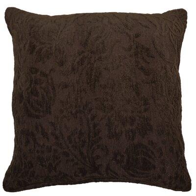 Edingworth Throw Pillow Color: Walnut