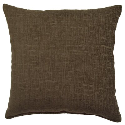 Baggs Throw Pillow Color: Taupe