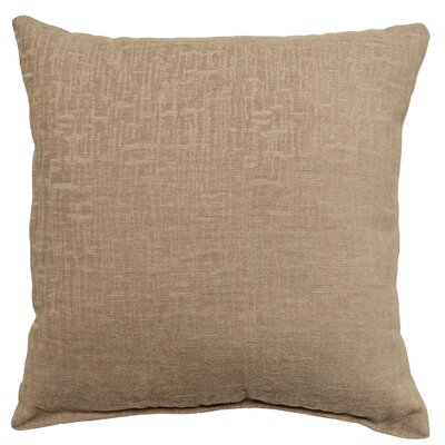 Baggs Throw Pillow Color: Oyster