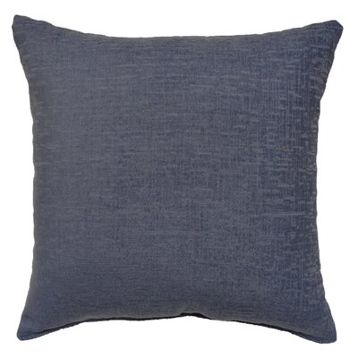 Baggs Throw Pillow Color: Denim