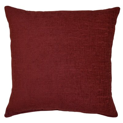 Baggs Throw Pillow Color: Berry