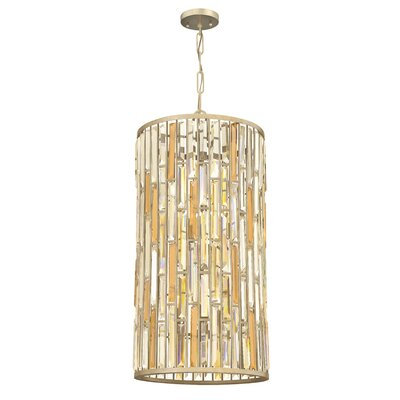Gemma Large 6-Light Lantern Pendant