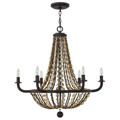 Hamlet 6-Light Candle-Style Chandelier