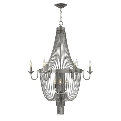 Regis 9-Light Candle-Style Chandelier