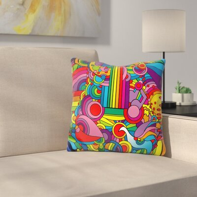 Guitar 916 Throw Pillow