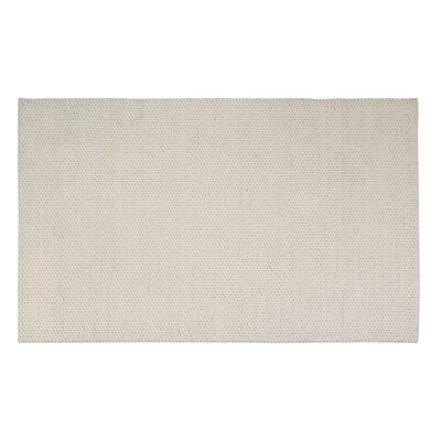 Coto Hand-Woven White Area Rug