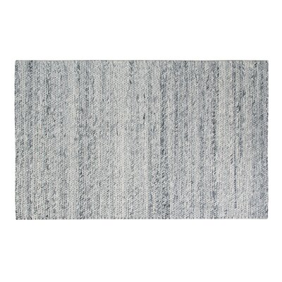 Colton Hand-Woven Wool Dark Night Area Rug