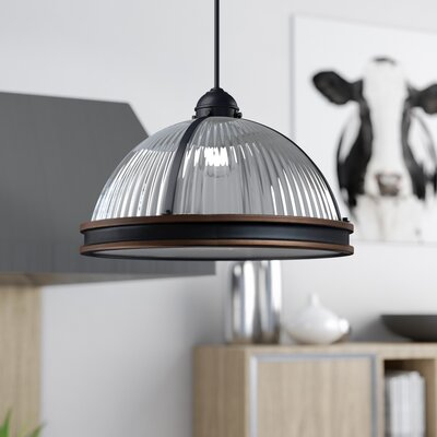 Palisade 3-Light Bowl Pendant Finish: Autumn Bronze, Bulb Type: 75 W A-19 Medium