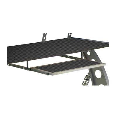 Mumford GT Spoiler Carbon Fiber 1 H x 26 W Desk Keyboard Tray