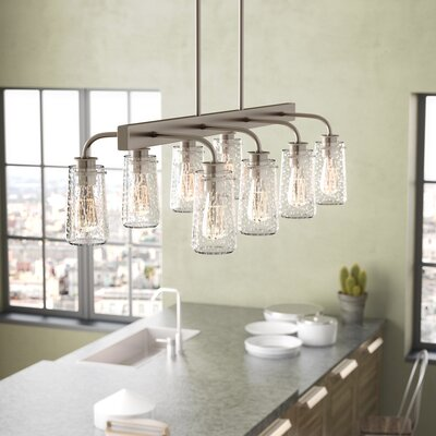Olle 8-Light Kitchen Island Pendant