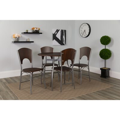 Pattison 5 Piece Dining Set