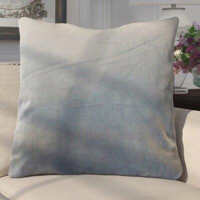 Aveneil Solid Floor Pillow Color: Steel