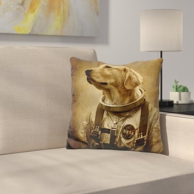 IM Coming Back Throw Pillow