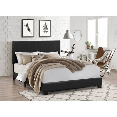 Pichardo Panel Bed Size: King