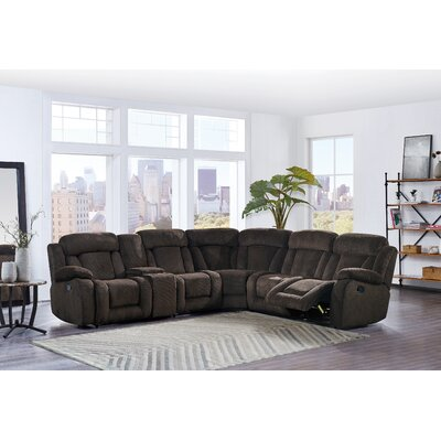 Dunton Reclining Sectional