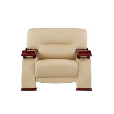 Lipson Wood Arm Armchair