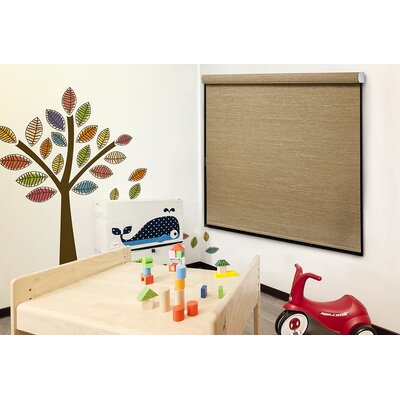 Free Stop Cordless Room Darkening Roller Shade Blind Size: 46W x 72L