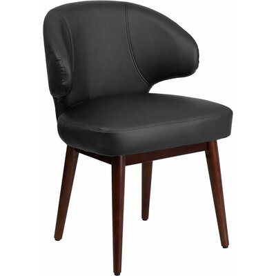 Mccrea Comfort Leather Guest Chair