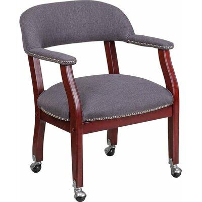 Terranova Guest Chair Upholstery: Gray