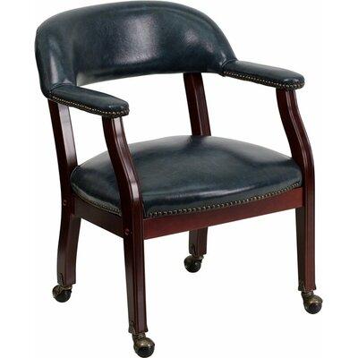 Terranova Guest Chair Upholstery: Navy