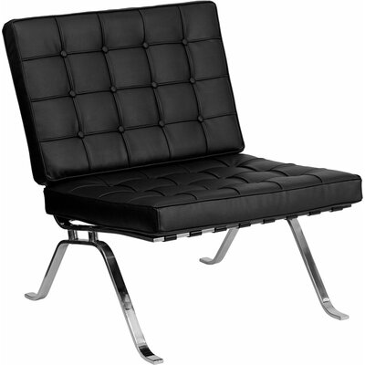 Wheatley Leather Guest Chair