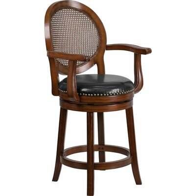 Howze 27 Swivel Bar Stool