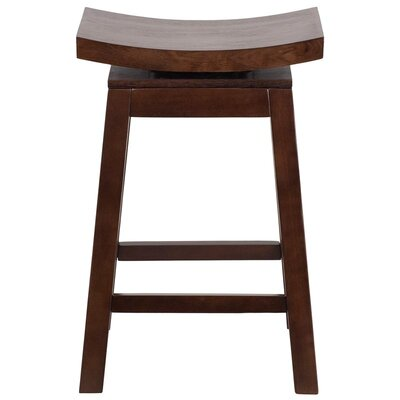 Follis 26 Saddle Swivel Bar Stool