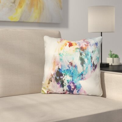 Float On I Throw Pillow