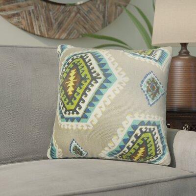 Whittier Geometric Cotton Throw Pillow