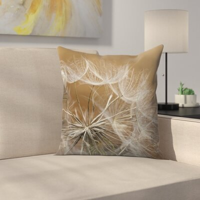 Maja Hrnjak Wild Flower Throw Pillow Size: 14 x 14