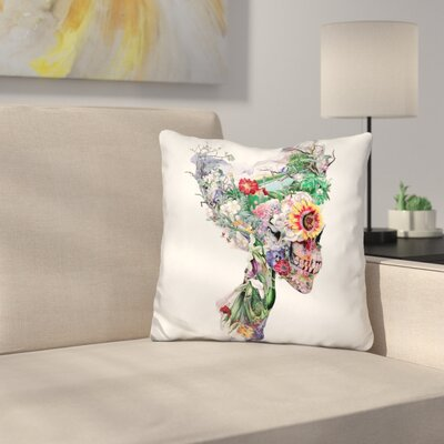 DonT Kill the Nature Throw Pillow