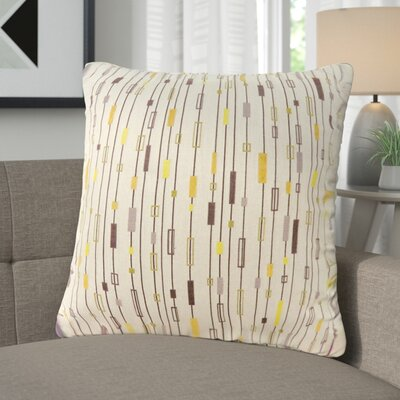 Umbra Contemporary Throw Pillow Size: 18 x 18