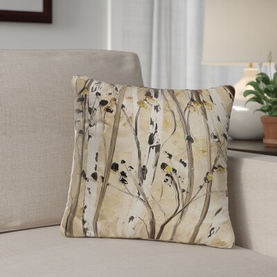 Ismenia Indoor/Outdoor Throw Pillow Size: 18 H x 18 W x 8 D