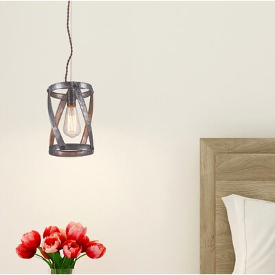 Culbreth 1-Light Mini Pendant