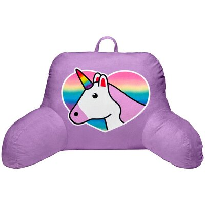Hinton Charterhouse Unicorn Dreams Throw Pillow
