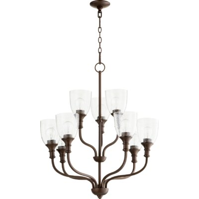 Falbo 9-Light Candle-Style Chandelier