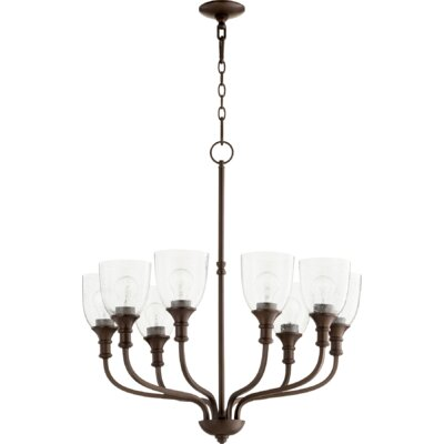 Falbo 8-Light Candle-Style Chandelier