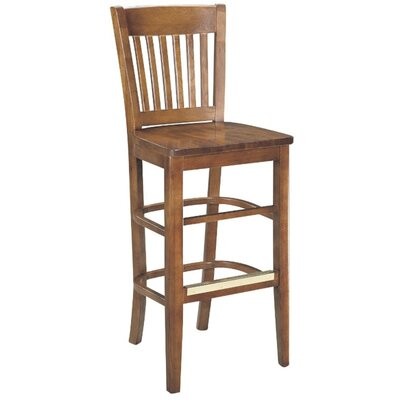 30 Bar Stool Color: Wild Cherry