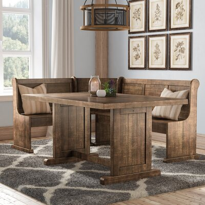 Calina Nook 3 Piece Dining Set