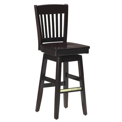 30 Bar Stool Color: Kensington Maple