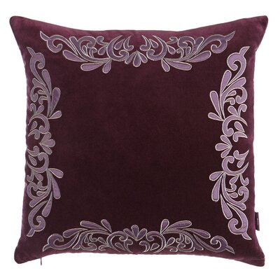 Lauber Elegance Velvet Throw Pillow