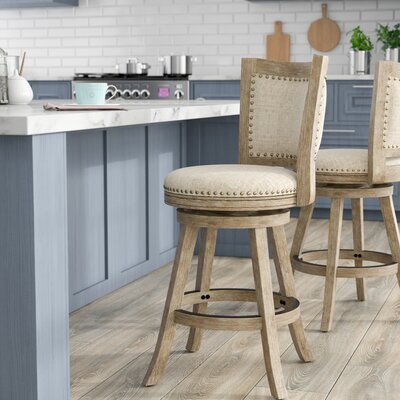 Rebecka 24 Swivel Bar Stool