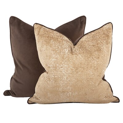 Montopolis Throw Pillow Size: 24 x 24