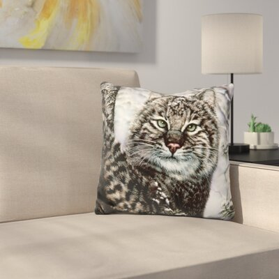 Alluring Eyes Throw Pillow