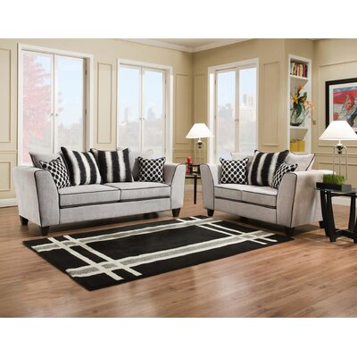Liska Configurable Living Room Set