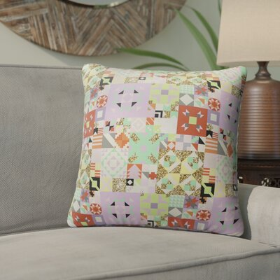 Chrisman Indoor/Outdoor Throw Pillow Size: 16 H x 16 W