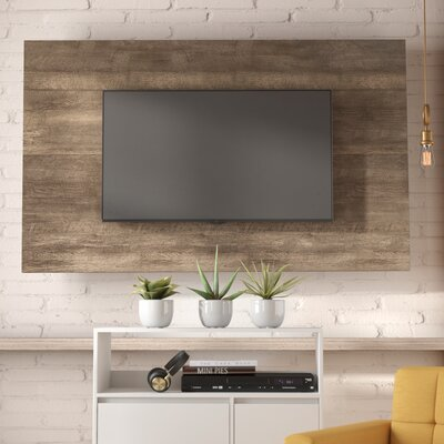 Norloti Mid-Century TV Board Color: Distressed Brown